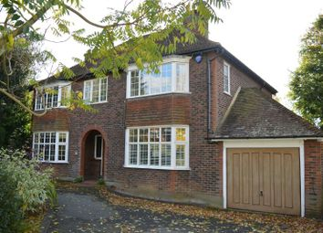 Thumbnail 4 bed detached house for sale in Alexandra Road, Epsom