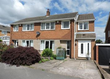 Thumbnail 5 bed semi-detached house for sale in Branksome Avenue, Barnsley