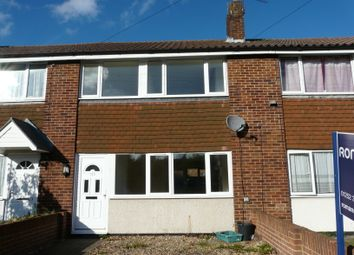 Thumbnail 3 bed end terrace house to rent in Belle Vue Road, Aldershot