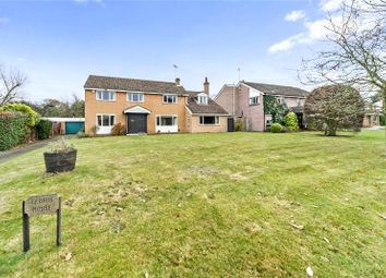 Thumbnail 5 bedroom detached house to rent in Woodlands Lane, Shorne, Kent