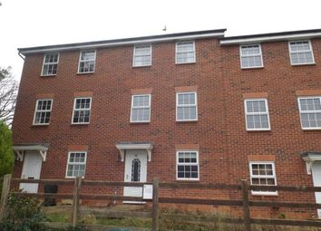 Thumbnail 3 bed town house for sale in Hunt Close, Radcliffe, Nottingham, Nottinghamshire