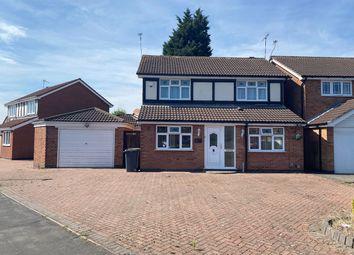 Thumbnail 4 bed detached house for sale in Salcombe Close, Horeston Grange, Nuneaton