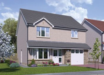 Thumbnail 4 bedroom detached house for sale in Cuillin Silver Glen, Alva