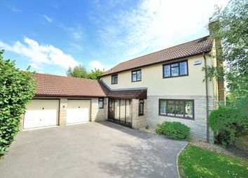 Thumbnail 4 bed detached house for sale in 8 Foxglove Close, Gillingham, Dorset