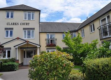 Thumbnail 2 bed flat for sale in High Street, Cullompton