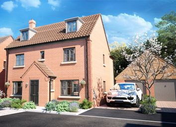 Thumbnail 5 bed detached house for sale in Plot 12, The Jam Factory, Easterton, Devizes, Wiltshire