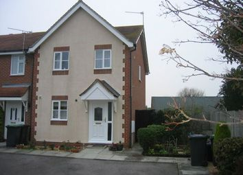 Thumbnail 3 bed end terrace house for sale in Windsor Gardens, Herne Bay