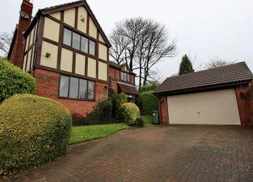 Thumbnail 4 bedroom detached house for sale in Ringley Chase, Whitefield, Manchester