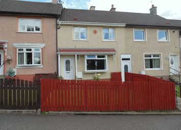 Thumbnail 3 bed detached house for sale in Kirkhall Road, Newarthill, Motherwell
