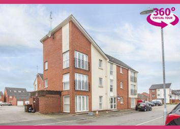 Thumbnail 1 bedroom flat for sale in Alicia Crescent, Newport