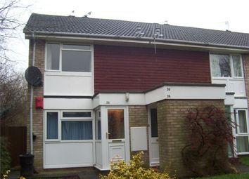 Thumbnail 1 bed flat to rent in Portrea Close, Davenport, Stockport, Cheshire