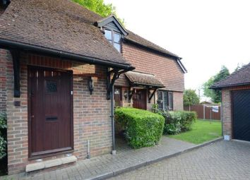 Thumbnail 1 bed maisonette to rent in Reading Road, Eversley, Hook