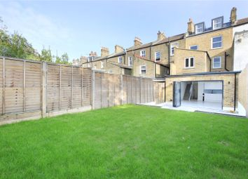Thumbnail 3 bed flat for sale in Ferndale Road, Clapham, London