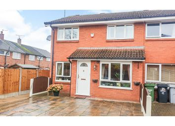 Thumbnail 3 bed end terrace house for sale in Suffolk Drive, Wilmslow