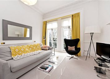 Thumbnail 1 bed flat to rent in Sumner Place, South Kensington, London