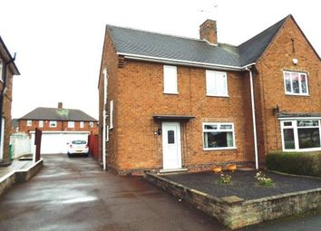 Thumbnail 3 bed semi-detached house for sale in Wollaton Vale, Wollaton, Nottingham, Nottinghamshire