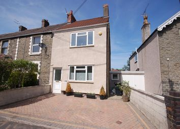 Thumbnail 2 bed end terrace house for sale in Cross Street, Bristol