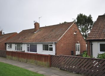 Thumbnail 1 bedroom semi-detached bungalow to rent in Washington Road, Hylton Castle, Sunderland