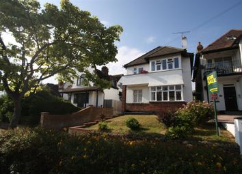 Thumbnail 3 bed flat for sale in First Avenue, Westcliff-On-Sea
