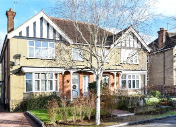 Thumbnail 2 bed maisonette for sale in Highfield Road, Northwood, Middlesex