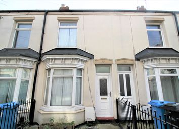 2 bed terraced house for sale in Crossland Avenue, Holland Street, Hull HU9