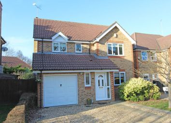 Thumbnail 4 bedroom detached house for sale in Rockery Close, Dibden, Southampton