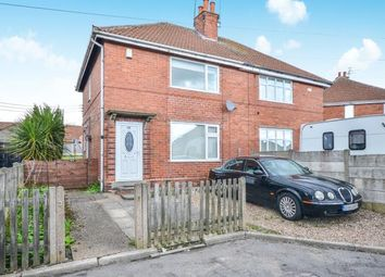 Thumbnail 3 bed semi-detached house for sale in The Croft, South Normanton, Alfreton, Derbyshire
