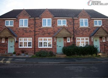 Thumbnail 3 bed terraced house for sale in Luton Road, Church Gresley, Swadlincote, Derbyshire