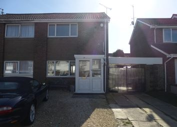 Thumbnail 2 bed semi-detached house for sale in Conrad Close, Swindon