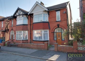 Thumbnail 3 bed semi-detached house to rent in Wilton Avenue, Prestwich, Manchester