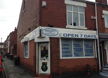 Thumbnail Retail premises for sale in Pym Road, Mexborough