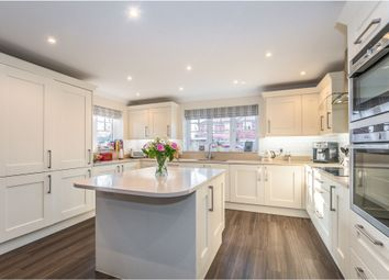 Thumbnail 4 bedroom detached house for sale in Holyport Road, Holyport, Maidenhead