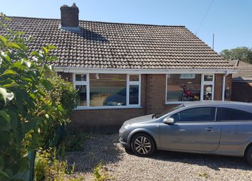 Thumbnail 2 bed bungalow to rent in 4 Meadow Drive, East Ayton