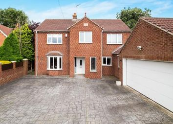 Thumbnail 3 bed detached house for sale in St. Helens Drive, Selston, Nottingham, Nottinghamshire