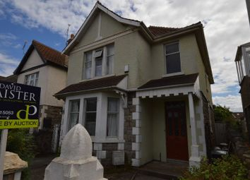 Thumbnail 4 bed detached house for sale in Quantock Road, Weston-Super-Mare