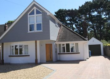 Thumbnail 4 bed detached house to rent in Branksome Hill Road, Bournemouth