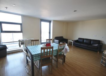 Thumbnail 3 bed flat to rent in Burgess House, City Centre, Leicester
