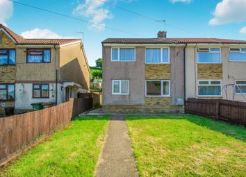 Thumbnail 3 bedroom semi-detached house for sale in Greenfield Place, Abertridwr, Caerphilly