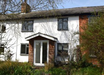 Thumbnail 3 bed terraced house to rent in Upper Green, Stoke By Clare, Sudbury