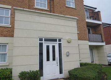Thumbnail 2 bed flat for sale in Attingham Drive, Dudley