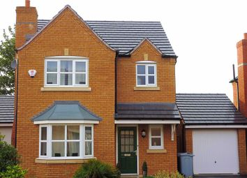 Thumbnail 3 bedroom detached house to rent in Mill Pool Way, Sandbach, Cheshire