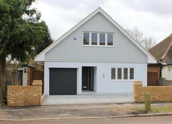 Thumbnail 4 bed detached house for sale in Green Lane, St.Albans