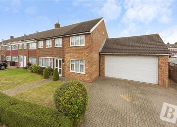 Thumbnail 5 bed semi-detached house for sale in Vauxhall Close, Northfleet, Gravesend, Kent