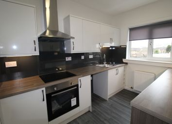 Thumbnail 2 bed flat for sale in Clark Street, Airdrie, North Lanarkshire