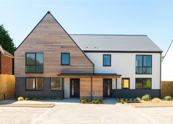 Thumbnail 4 bed semi-detached house for sale in Milton Common, Thame