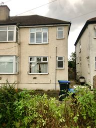 Thumbnail 2 bed flat to rent in Westmoor Road, Enfield