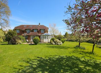 Thumbnail 5 bed equestrian property for sale in Rowes Lane, East Boldre, Brockenhurst, Hampshire