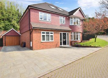5 bed detached house for sale in Hilary Gardens, Rochester, Kent ME1