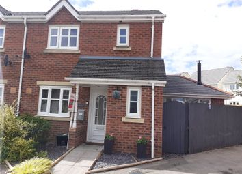 Thumbnail 3 bed semi-detached house for sale in Lakeside Close, Nantyglo, Gwent