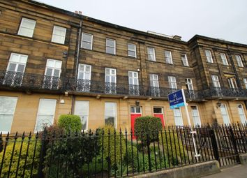 Thumbnail 2 bed flat for sale in The Crescent, Scarborough